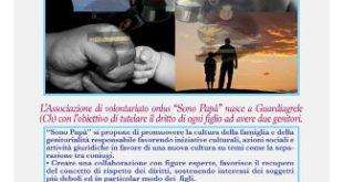 Raccolta firme in favore della sulla riforma dell'affido condiviso a Chieti e Pescara