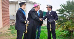 La Guardia costiera di Giulianova  celebra Santa Barbara