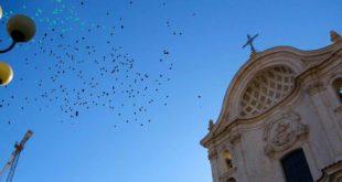 Festa della Rinascita: una riflessione del WWF sull'involo dei palloncini a L'Aquila