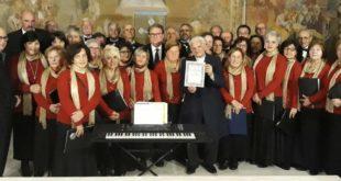 """""""21° Festival Nazionale Musica Popolare"""" il M° Onesti vince il primo premio"""