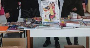 """Manoppello, alla Scuola Primaria """"Alessandro Bianchi"""" la consegna del materiale didattico del progetto """"banco scuola"""""""