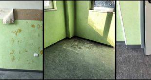 Montesilvano, nuovo Distretto sanitario: da una visita ispettiva dei 5 stelle emerge la necessità di interventi di manutenzione