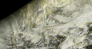 Meteo: il 24 e il 25 possibili nevicate sull'Abruzzo