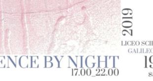 Pescara, il Liceo Galileo Galilei apre in notturna per ospitare Science by night