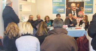 Elezioni regionali, Mario Mazzocca presenta la sua candidatura VIDEO