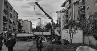 Costruzioni abusive a Montesilvano: pugno di ferro dell'amministrazione, nuove demolizioni in via Rimini