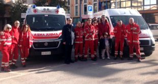 Potenziata la dotazione dei mezzi della Croce Rossa a Montesilvano