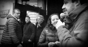 Atri, lanciato un uovo contro il ministro Salvini, ma va a colpire una casalinga