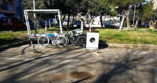 Montesilvano, in via Rimini tornano i rifiuti abbandonati