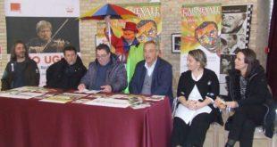 Francavilla, presentato il 64° Carnevale d'Abruzzo VIDEO