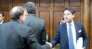 Decreto sblocca-cantieri: D'Annuntiis a Palazzo Chigi per la definizione