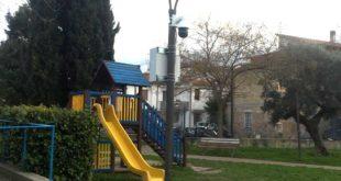 Montesilvano, conclusa l'installazione di 20 telecamere nei parchi cittadini