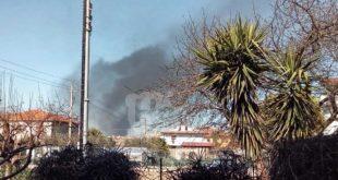 Città Sant'Angelo, un incendio distrugge delle serre, i consigli dell'ARTA