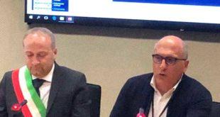 Il sindaco di Spoltore Luciano Di Lorito a Bruxelles  per un forum sui fondi UE