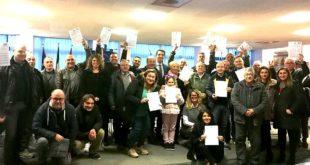 Demanio marittimo: consegnate estensioni alla concessioni per 15 anni ai balneatori di Montesilvano