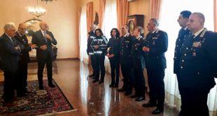 L'Arma dei Carabinieri mette a disposizione le sue risorse tecniche a supporto della Polizia Municipale di Chieti