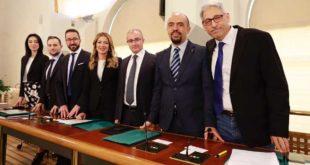 E' Domenico Pettinari il Vice Presidente del Consiglio Regionale d'Abruzzo