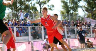La Nazionale maschile di Beach Handball torna a Chieti