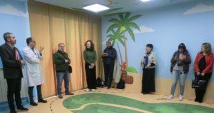 Lanciano, al Consorzio San Stef. Ar Abruzzo presentato il progetto 'Il Colore in Ambiente Sanitario' VIDEO