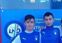 Due ragazzi della Virtus Ortona Scuola Calcio Élite convocati nella selezione Under 14 del centro federale di Silvi