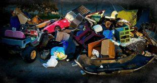 """Montesilvano, tornano i rifiuti abbandonati in via Rimini: Cilli """"i responsabili rischiano la decadenza del diritto all'alloggio"""""""