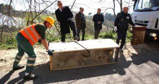 Abbandono di rifiuti: a Pescara uomini e mezzi di Attiva in azione oggi a Colle Orlando