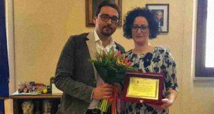 A Federica Zacchini il riconoscimento del Sindaco di Teramo per i meriti scientifici