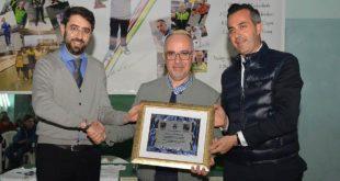 Festa a Notarescoper Gianluca Formicone  Campione del Mondo di bocce