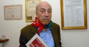 Gilberto Malvestuto, compie 98 anni l'ultimo ufficiale vivente della gloriosa Brigata Maiella