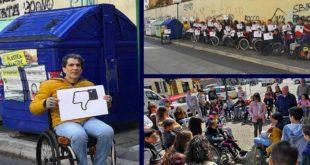 Carrozzine Determinate, nessuna risposta dalla politica per spostare i cassonetti dei rifiuti in Via Virgilio