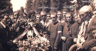 Quel libro sulla tomba di don Savino, a Morrea