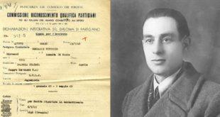 Conferita la Medaglia di Bronzo al Valor Militare alla memoria di Vittorio Mondazzi, eroe partigiano