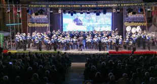 Dal 29 maggio al 2 giugno a Giulianova torna l'allegria del Festival Internazionale di Bande Musicali alla sua XX edizione