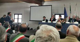 Il Sindaco di Teramo incontra il Premier Conte per la ricostruzione.Chiesto intervento decisivo sul sistema Gran Sasso