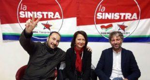A Pescara presentata la lista LA SINISTRA