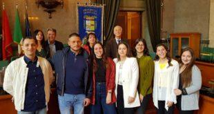 Premio d'Annunzio del Rotary club di Pescara agli studenti della Scuola carceraria dell'Aterno Manthoné