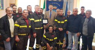 """Vigili del Fuoco, Maragno: """"Da 20 anni i volontari preziosi garanti della sicurezza dei montesilvanesi"""""""