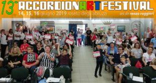 Al via a Roseto degli Abruzzi il 13° Accordion Art Festival
