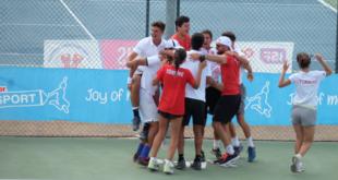WSC ISF TENNIS: Turchia pigliatutto. Vincono i ragazzi e le ragazze contro Chinese Taipei