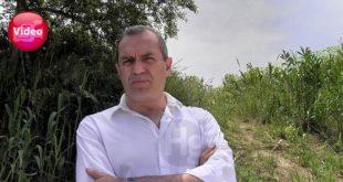 """Montesilvano, Visita di Lugi De Magistris alla discarica in Villa Carmine """"situazione assolutamente vergognosa"""" – VIDEO"""
