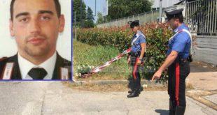 Sulmona in lutto per il carabiniere Emanuele Anzini