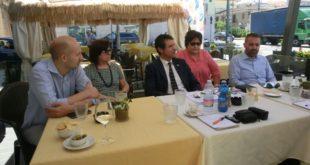 Chieti, dimissioni del sindaco Di Primio le dichiarazioni del centrosinistra VIDEO