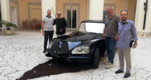 Epicentre: l'installazione di Pep Marchegiani fa tappa a Francavilla al Mare