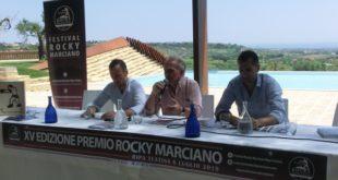 Ripa Teatina, presentata la XV edizione del Festival Rocky Marciano VIDEO