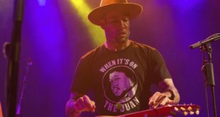 Ben Harper in concerto all'Arena La Civitella di Chieti