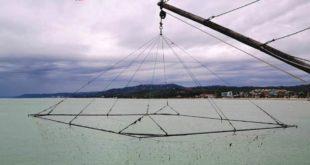 Sanzionato il titolare di un 'caliscendi' per violazione alla normativa sulla pesca