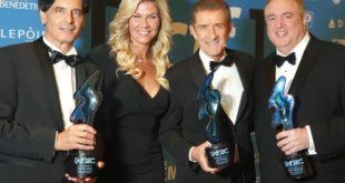 Il prestigioso 'Award of Excellence' a Davide Cavuti dal Film Festival di Toronto