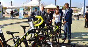 Mobilità sostenibile: inaugurazione a Pescara dell'Ecomob expo village