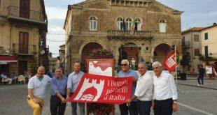 """A Campli l'Assemblea interregionale del club de """"i borghi piu' belli d'italia"""""""