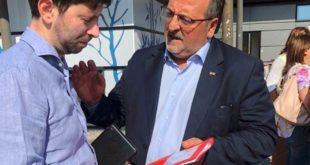 Termalismo, Mazzocca incontra il Ministro Speranza